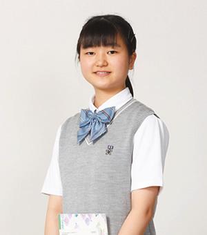 近藤 灯 さん|スーパー特進コース2年/(飯塚第二中学校 出身)