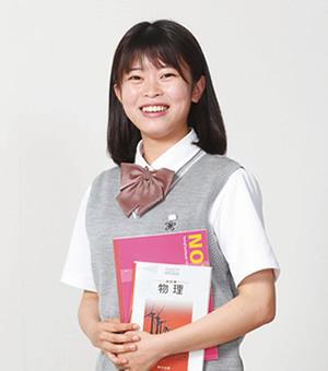 田中 美優 さん|特別進学コース2年/(伊田中学校 出身)