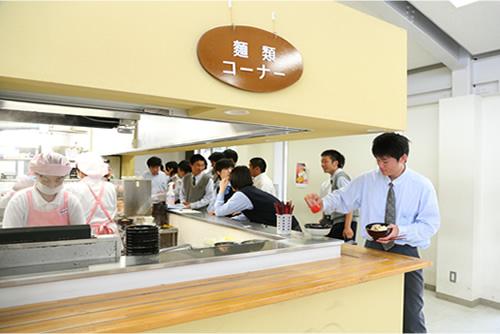 食堂の画像