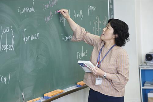 オンライン英語授業