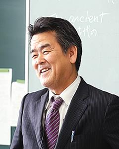 石田 伸 先生