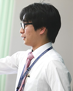 谷口 翔太 先生