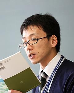 山田 直道 先生
